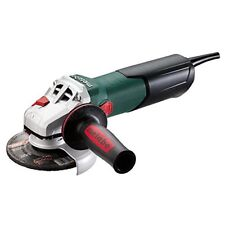 Metabo Meuleuse D'angle Électronique 1000 watts WEV 10-125 Quick 6.00388.00