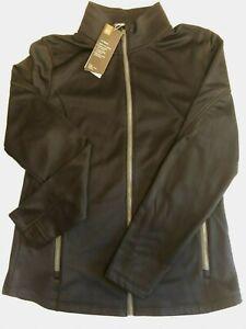 Under Armour New Range Fleece Full Zip Golf Women's Medium 1579 MSRP $75