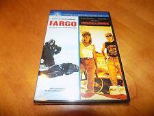 Fargo Thelma & Louise Double Feature 2-Disc Crime Film Dramas Dvd Set Sealed New