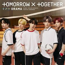 TOMORROW X TOGETHER TXT - DRAMA [LIMITED Type A] JAPAN ver. CD+DVD+Free Gift