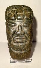 RARE IDOLE MEZCALA SCULPTEE - PRE-COLOMBIEN 300/100 BC PRECOLUMBIAN CARVED IDOL