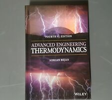 Advanced Engineering Thermodynamics by Bejan, Adrian NEW Hardcover Book