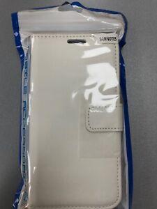 Samsung Galaxy Note 5 White Book Case