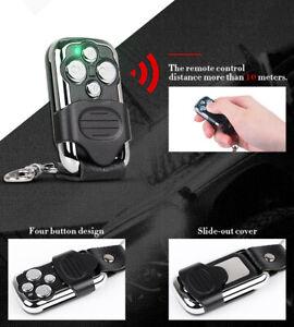 LED Work Light Bar Fog Light Driving Wireless Remote Control Switch 12V 10-50m