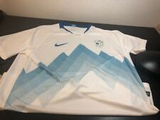 New Authentic Nike Slovenia 2018 National Team Soccer Home Jersey XL