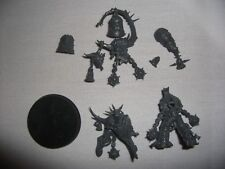 Warhammer40k Chaos marine Death Guard Noxious Blightbringer from Dark Imperium
