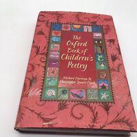 The Oxford Book of Childrens Poetry, Harrison, Michael & Stuart-Clark, Christoph