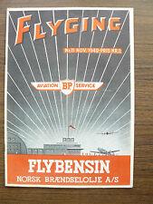 "Norway Norvegian Civil Aviation Magazine ""Flyging"" (""Flight"") N 11 1949"