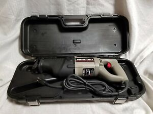 PORTER CABLE Profesional Model 745 Tiger Saw Variable Speed Reciprocating Saw