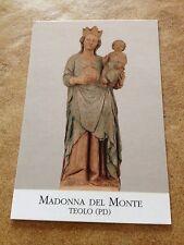 Andachtsbild - Madonna del Monte - Teolo PD Italia