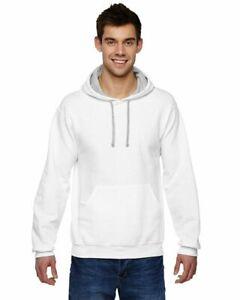 Fruit of the Loom SF76R Adult 7.2 oz. SofSpun® Hooded Sweatshirt