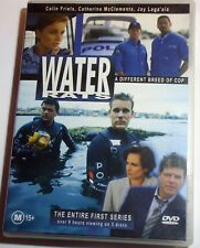 Water Rats 1st series season 1 one - Colin Friels - 3x R4 DVD - posted