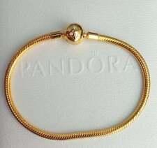 Pandora Bracelet 567107 SIZE 17cm Moments Snake Chain S925 ALE