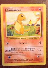 1995 rare pokemon card Charmander!