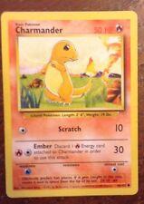 1995 rare pokemon card Charmander!