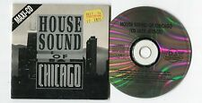 House Sound of Chicago Maxi-CD Megamix RAZE Farley Jackmaster Funk © UK 1988