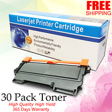 30 PACK Compatible TN450 420 Toner for Brother HL-2270 MFC-7240 MFC-7360N