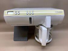 Black & Decker Under Cabinet Spacemaker Coffee Maker 12 Cup