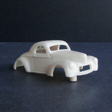 Jimmy Flintstone HO 1941 Willys Gasser Slot Car Body - Fits 4 Gear - #4