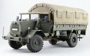 Perfect Scale Modellbau 1/35 MAN 630 L2AE Cargo Truck with Tarpaulin