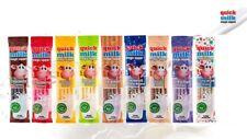 Quick Milk Straws Super Mix Packet of 11 Straws and 9 Varieties