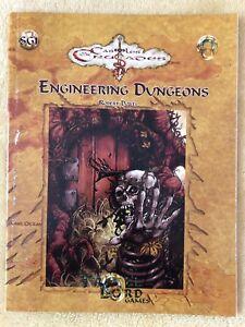 ENGINEERING DUNGEONS Troll Lord Games CASTLES & CRUSADES SG1 by Robert Doyel