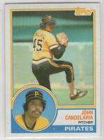 1983 Topps Baseball Pittsburgh Pirates Team Set