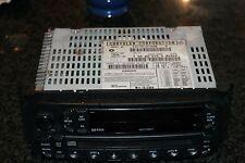 CHRYSLER GRAND VOYAGER 04-07 radio funzionante, con il codice, lettore CD di lavoro