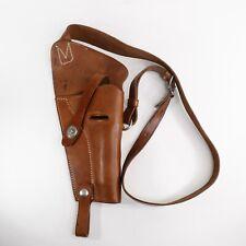 """El Paso Saddlery Ruger Blackhawk 5-1/2"""" Western Leather Belt And Holster"""
