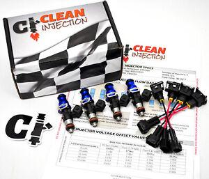 Honda Civic Acura RSX K20 K24 R18 K20z1 K20z3 K24a4 Bosch 1600cc Fuel Injectors