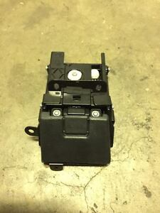 2006-2008 NISSAN 350Z DASH DASHBOARD COIN BOX HOLDER STORAGE BLACK OEM