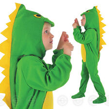 DINOSAUR TODDLER FANCY DRESS COSTUME BOYS / GIRLS ANIMAL OUTFIT AGE 2 3 4 CHILDS