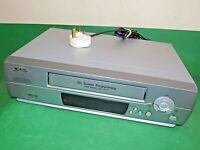 JMB JMBD1030 VCR VHS VIDEO CASSETTE RECORDER Vintage Silver FAULTY Image