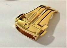 Genuine Omega Deployment Gold Plated Buckle 20mm