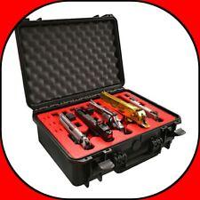 DORO Armsguard 5 Pistol Carry Case w/Red Top Foam Waterproof