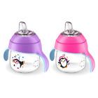 Philips Avent My Little Spout Cups 7 oz SCF751/29 - Pink/Purple