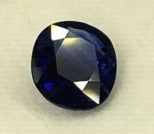 1.65 CT Blue Sapphire Natural Gem Sri Lanka