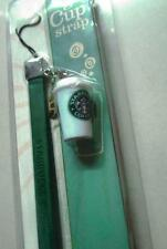 2010 STARBUCKS To Go  MOBILE CELL PHONE STRAP KEY CHAIN