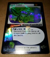 Dragon Ball Z DBZ Trading Card Foil Rare Kami Fades #113 2000 Score