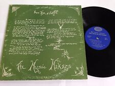 Mary Burton & Peter Baldwin - Prince Taryn of Evor The Music Makers + Booklet LP