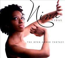 NINA VIDAL THE OPEN-ENDED FANTASY [DIGIPAK] NEW CD