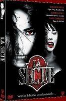 DVD FILM D'HORREUR LA SECTE VENTE DIRECTE EDITEUR NEUF