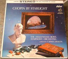 "Album By Carmen Dragon, ""Chopin By Starlight"" on Capito"
