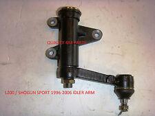 MITSUBISHI L200 SHOGUN SPORT IDLER ARM 1998-2006 BRAND NEW
