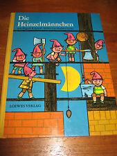 (E1086) KINDERBUCH DIE HEINZELMÄNNCHEN AUGUST KOPISCH/HERBERT LENTZ LOEWES 1967