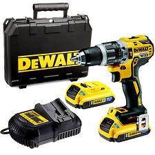 Dewalt DCD796D2 18v Li-Ion XR Brushless Combi Drill DCD796 - 2 2.0ah batteries