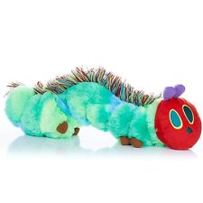 Eric Carle Reversible Plush Very Hungry Catterpillar Butterfly Toy 63092