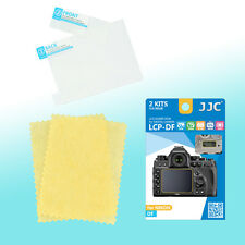 Nikon Df Top & Back LCD Screen Film Protector Scratch Resistance PET JJC LCP-DF