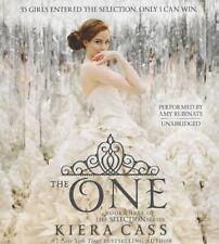The Selection: The One by Kiera Cass (2014, CD, Unabridged)