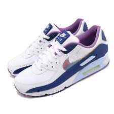 Nike Air Max 90 se Pascua Blanco Violeta lavado Coral Hombre Informal Zapatos CT3623-100